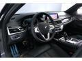 BMW 7 Series 740i Sedan Singapore Gray Metallic photo #17