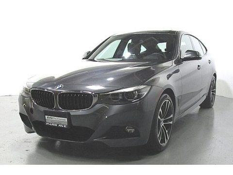 Mineral Grey Metallic 2018 BMW 3 Series 330i xDrive Gran Turismo