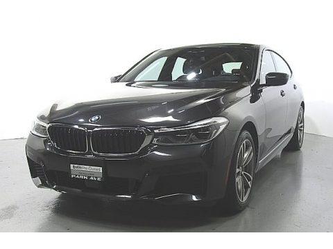 Dark Graphite Metallic 2019 BMW 6 Series 640i xDrive Gran Coupe