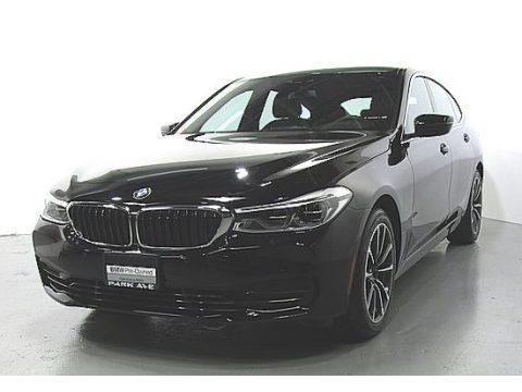Jet Black 2019 BMW 6 Series 640i xDrive Gran Coupe
