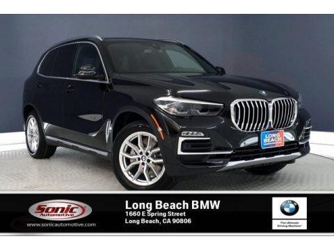 Black Sapphire Metallic 2019 BMW X5 xDrive40i