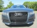 Audi A5 2.0T quattro Coupe Quartz Gray Metallic photo #4