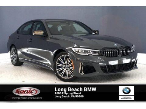 Dravit Grey Metallic 2020 BMW 3 Series 340i Sedan