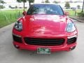 Porsche Cayenne  Carmine Red photo #7