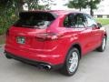 Porsche Cayenne  Carmine Red photo #11
