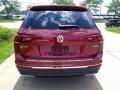 Volkswagen Tiguan SEL Premium 4MOTION Cardinal Red Metallic photo #5