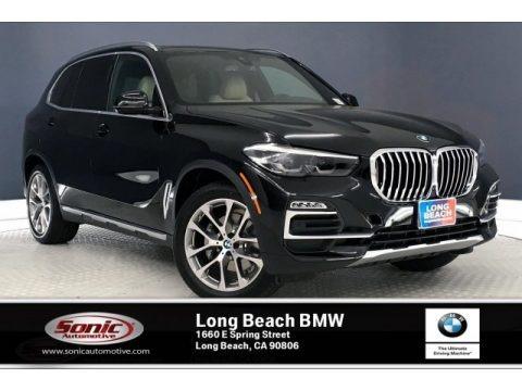 Jet Black 2019 BMW X5 xDrive40i