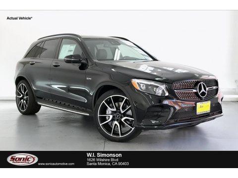 Black 2019 Mercedes-Benz GLC AMG 43 4Matic