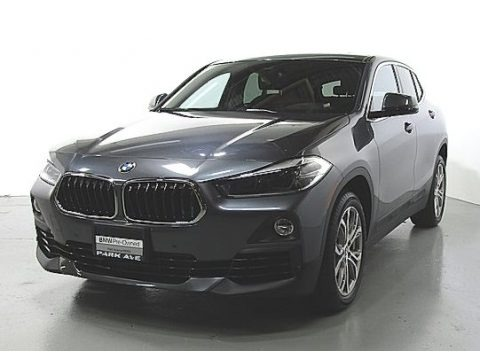 Mineral Grey Metallic 2019 BMW X2 sDrive28i