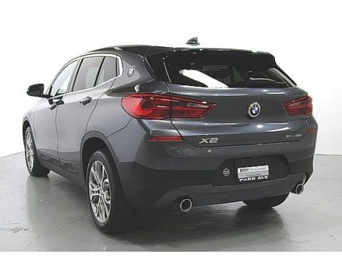 Mineral Grey Metallic 2019 BMW X2 sDrive28i