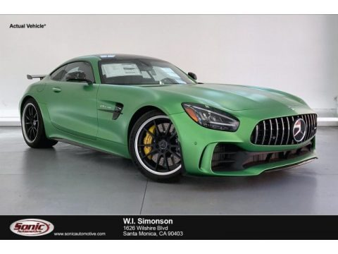 AMG Green Hell Magno (Matte) 2020 Mercedes-Benz AMG GT R Coupe