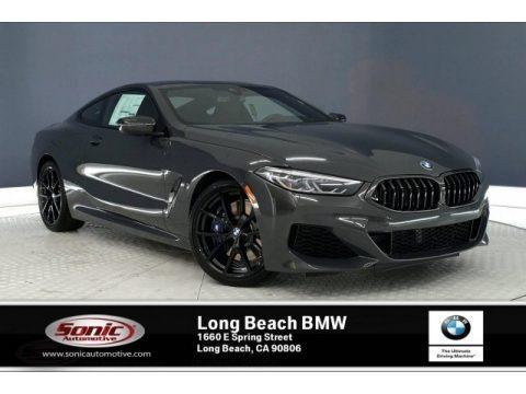Dravit Grey Metallic 2020 BMW 8 Series 840i Coupe