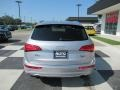 Audi Q5 2.0 TFSI Premium Plus quattro Florett Silver Metallic photo #4