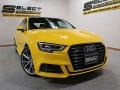 Audi S3 2.0T Tech Premium Plus Vegas Yellow photo #11