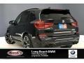 BMW X3 M Competition Black Sapphire Metallic photo #2