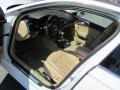 Audi A6 3.0T quattro Sedan Ibis White photo #17