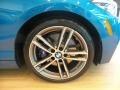 BMW 2 Series M240i xDrive Convertible Long Beach Blue Metallic photo #2