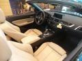 BMW 2 Series M240i xDrive Convertible Long Beach Blue Metallic photo #3