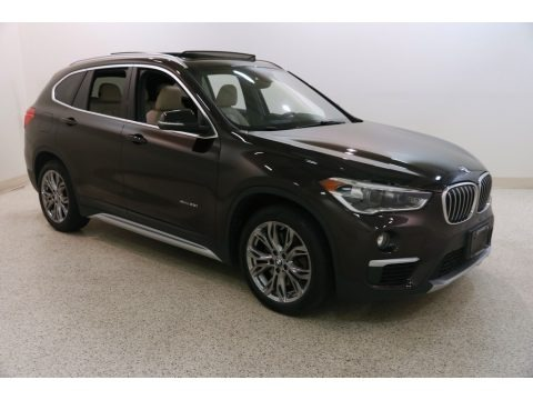 Sparkling Brown Metallic 2016 BMW X1 xDrive28i