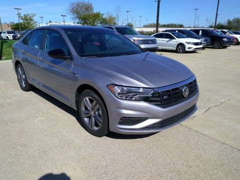 Pyrite Silver Metallic 2019 Volkswagen Jetta R-Line