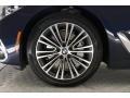 BMW 5 Series 530i Sedan Imperial Blue Metallic photo #8