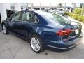 Volkswagen Passat SE Tourmaline Blue Metallic photo #6