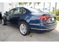 Volkswagen Passat SE Tourmaline Blue Metallic photo #7