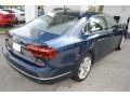 Volkswagen Passat SE Tourmaline Blue Metallic photo #9