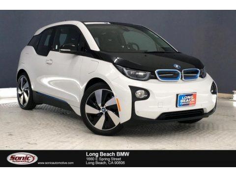 Capparis White 2017 BMW i3 with Range Extender