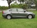 Volkswagen Jetta S Sedan Platinum Gray Metallic photo #11