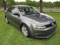 Volkswagen Jetta S Sedan Platinum Gray Metallic photo #13