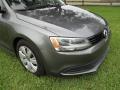Volkswagen Jetta S Sedan Platinum Gray Metallic photo #17