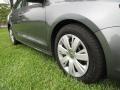 Volkswagen Jetta S Sedan Platinum Gray Metallic photo #22