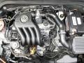 Volkswagen Jetta S Sedan Platinum Gray Metallic photo #33