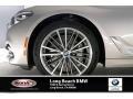 BMW 5 Series 530i Sedan Cashmere Silver Metallic photo #9