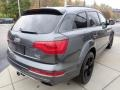 Audi Q7 3.0 Prestige quattro Graphite Gray Metallic photo #6