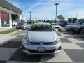 Volkswagen Golf GTI S White Silver Metallic photo #2