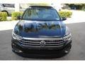 Volkswagen Jetta SE Black photo #3