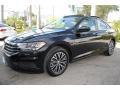 Volkswagen Jetta SE Black photo #5