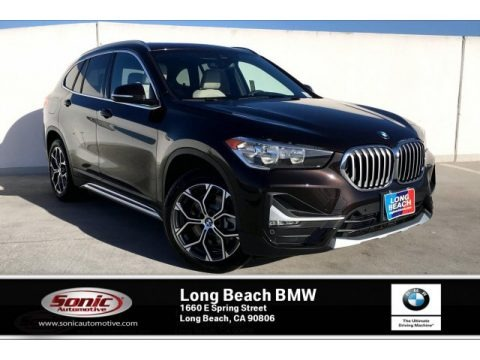 Sparkling Brown Metallic 2020 BMW X1 sDrive28i
