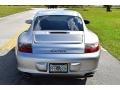 Porsche 911 Carrera Coupe Arctic Silver Metallic photo #5