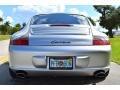 Porsche 911 Carrera Coupe Arctic Silver Metallic photo #6