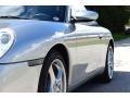 Porsche 911 Carrera Coupe Arctic Silver Metallic photo #17