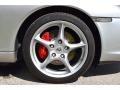 Porsche 911 Carrera Coupe Arctic Silver Metallic photo #23