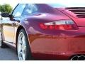 Porsche 911 Carrera S Coupe Ruby Red Metallic photo #13