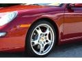 Porsche 911 Carrera S Coupe Ruby Red Metallic photo #18