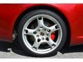 Porsche 911 Carrera S Coupe Ruby Red Metallic photo #26
