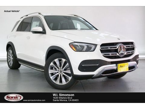 Polar White 2020 Mercedes-Benz GLE 450 4Matic