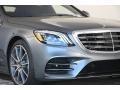 Mercedes-Benz S 450 Sedan Selenite Grey Metallic photo #2