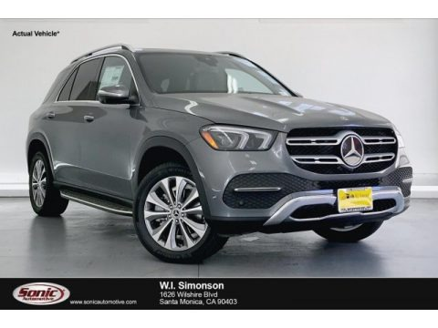 Selenite Grey Metallic 2020 Mercedes-Benz GLE 350